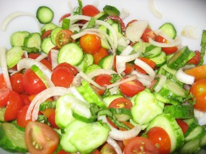 From Seed to Salad